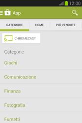 Samsung Galaxy Fame Lite - Applicazioni - Installazione delle applicazioni - Fase 6