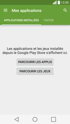 LG Spirit 4G - Applications - Comment vérifier les mises à jour des applications - Étape 6