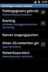 Samsung S5830i Galaxy Ace i - Internet - aan- of uitzetten - Stap 6