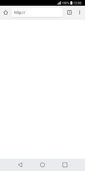 LG Q6 (LG M700n) - Internet - Hoe te internetten - Stap 4