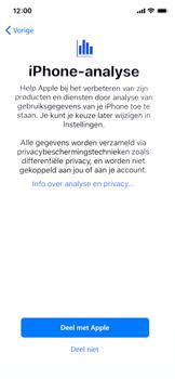 Apple iphone-11-model-a2221 - Instellingen aanpassen - Nieuw toestel instellen - Stap 45