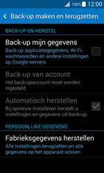 Samsung Galaxy Trend 2 Lite (G318H) - Resetten - Fabrieksinstellingen terugzetten - Stap 5