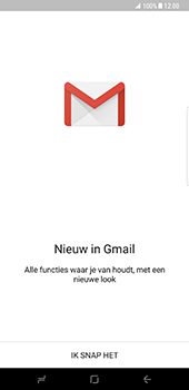 Samsung Galaxy S8 Plus (G955) - E-mail - 032a. Email wizard - Gmail - Stap 6