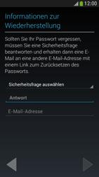 Samsung Galaxy S 4 Mini LTE - Apps - Einrichten des App Stores - Schritt 12