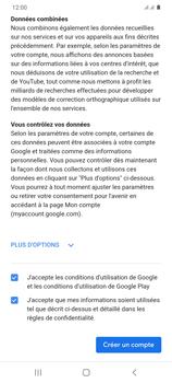 Samsung Galaxy S20+ - Applications - Créer un compte - Étape 17