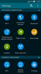 Samsung G850F Galaxy Alpha - WiFi - WiFi configuration - Step 4