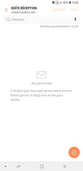 Samsung Galaxy A7 2018 - E-mails - Ajouter ou modifier votre compte Yahoo - Étape 6