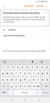 Samsung Galaxy Note9 - E-Mail - E-Mail versenden - 10 / 21