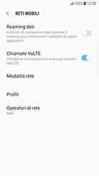 Samsung Galaxy S6 Edge - Android Nougat - Internet e roaming dati - Configurazione manuale - Fase 8