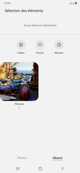 Samsung Galaxy Note20 Ultra 5G - Contact, Appels, SMS/MMS - Envoyer un MMS - Étape 18