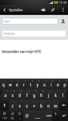 HTC Desire 601 - E-mail - E-mails verzenden - Stap 5