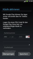 HTC One S - Apps - Konto anlegen und einrichten - 18 / 23