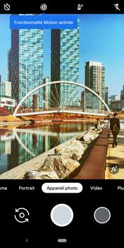 Google Pixel 3 - Photos, vidéos, musique - Créer une vidéo - Étape 5