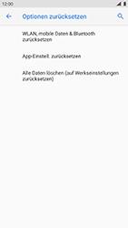Nokia 8 - Android Pie - Gerät - Zurücksetzen auf die Werkseinstellungen - Schritt 7
