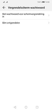 Huawei Mate 20 - Beveiliging - stel in of wijzig pincode voor je toestel - Stap 5