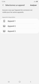 Samsung Galaxy Note20 Ultra 5G - Photos, vidéos, musique - Envoyer une photo via Bluetooth - Étape 12