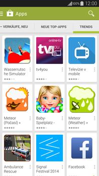 Samsung N910F Galaxy Note 4 - Apps - Herunterladen - Schritt 13