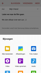 Samsung Galaxy S6 Edge - E-mail - Hoe te versturen - Stap 12