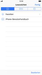 Apple iPhone 8 - iOS 12 - Internet und Datenroaming - Verwenden des Internets - Schritt 9