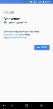Samsung Galaxy A8 (2018) - E-mail - Configuration manuelle (gmail) - Étape 13