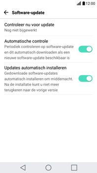LG K520 Stylus 2 DAB+ - Software updaten - Update installeren - Stap 8