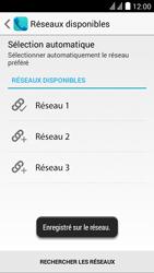 Huawei Y625 - Réseau - utilisation à l'étranger - Étape 12