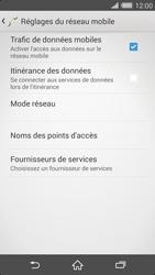 Sony Xperia Z2 - Internet et roaming de données - Configuration manuelle - Étape 7