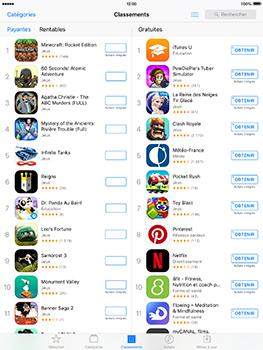 Apple iPad mini 4 iOS 10 - Applications - Télécharger des applications - Étape 6