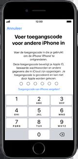 Apple iphone-7-plus-met-ios-13-model-a1784 - Instellingen aanpassen - Hoe gebruik ik de Automatisch inloggen-optie - Stap 17