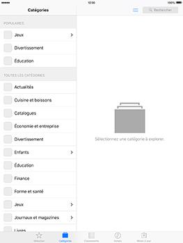 Apple iPad mini 4 iOS 10 - Applications - Télécharger des applications - Étape 5