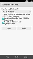 Huawei Ascend P6 LTE - E-Mail - Konto einrichten - 1 / 1