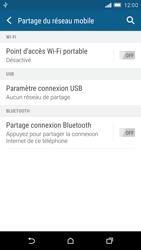 HTC One M9 - Internet et connexion - Utiliser le mode modem par USB - Étape 7