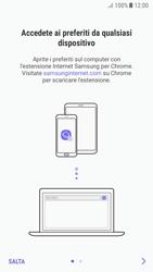 Samsung Galaxy A5 (2017) - Android Nougat - Internet e roaming dati - Uso di Internet - Fase 5