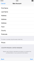 Apple iPhone 6 Plus - iOS 8 - Applications - Setting up the application store - Step 25