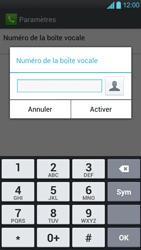 LG P880 Optimus 4X HD - Messagerie vocale - Configuration manuelle - Étape 7