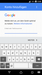 Sony Xperia Z5 (E6653) - Android Nougat - E-Mail - Konto einrichten (gmail) - Schritt 10