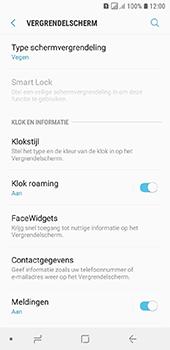 Samsung Galaxy A6 - Beveiliging - stel in of wijzig pincode voor je toestel - Stap 5