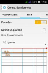 Alcatel Pixi 3 Dual Sim - Internet et connexion - Désactiver la connexion Internet - Étape 6