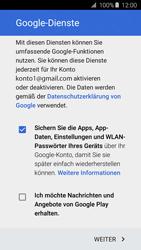 Samsung Galaxy A5 (2016) (A510F) - Apps - Einrichten des App Stores - Schritt 17