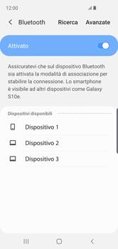 Samsung Galaxy S10e - Bluetooth - Collegamento dei dispositivi - Fase 7