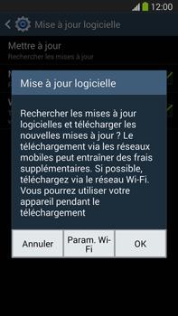 Samsung Galaxy Note III LTE - Logiciels - Installation de mises à jour - Étape 9