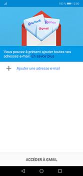 Huawei P20 lite - E-mails - Ajouter ou modifier votre compte Gmail - Étape 5