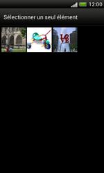 HTC T328e Desire X - MMS - envoi d'images - Étape 10