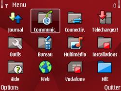 Nokia E63 - Messagerie vocale - Configuration manuelle - Étape 3