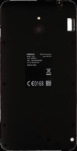 Nokia Lumia 1320 - SIM-Karte - Einlegen - 5 / 7
