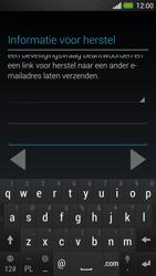 HTC One - Applicaties - Account instellen - Stap 16