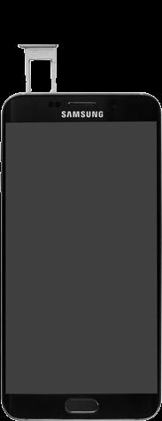 Samsung G928F Galaxy S6 edge+ - SIM-Karte - Einlegen - Schritt 3