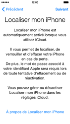 Apple iPhone 5 (iOS 8) - Premiers pas - Créer un compte - Étape 33