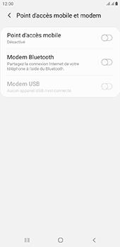 Samsung Galaxy J4 Plus - Internet - comment configurer un point d'accès mobile - Étape 6