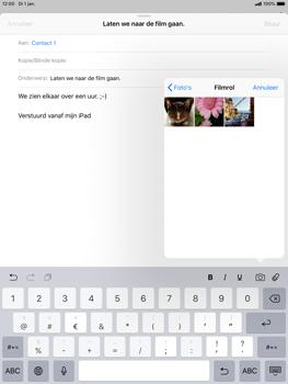 Apple ipad-mini-5-7-9-inch-2019-model-a2124 - E-mail - Hoe te versturen - Stap 10